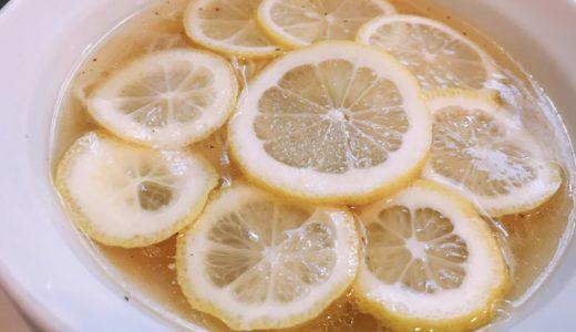 【榴ヶ岡】中華そば一休の中華そば&レモン塩中華そば