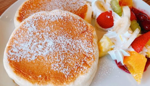 【西多賀】高倉町珈琲のリコッタパンケーキを食べてみた
